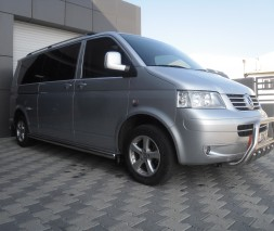 Кенгурятник Volkswagen Transporter WT003 (Inform)