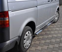 Пороги Volkswagen Transporter TT002 (Dragos)