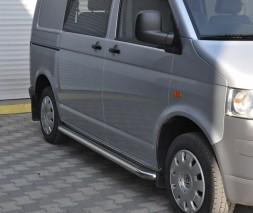 Пороги Volkswagen Transporter KB001 (Hector)