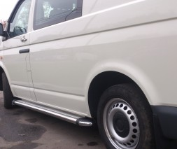 Пороги Volkswagen Transporter KB004 (Lotus)