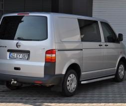 Пороги Volkswagen Transporter NS001 (Newstar Grey)