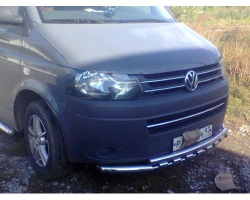 "Кенгурятник Volkswagen Transporter (T5) 2003+ ""Style 2"""