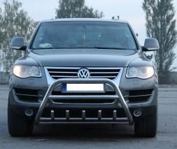 Кенгурятник Volkswagen Touareg WT003 Special