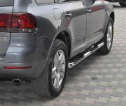 Пороги Volkswagen Touareg TT002 (Dragos)