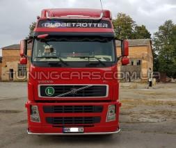 Защита переднего бампера для Volvo FH (2002–2012) VLFH.02.FF3-03 d60мм x 1.6