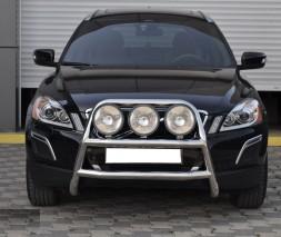 Кенгурятник Volvo XC60 [2008+] WT018 (Adolf)