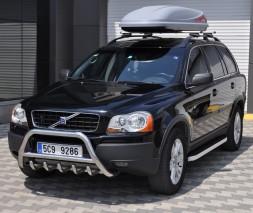 Кенгурятник Volvo XC90 WT003 (Inform)