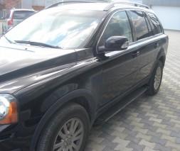 Пороги Volvo XC90 EB002 (Elegance Black)