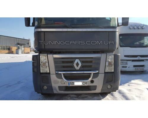 Держатель фар на радиатор для Scania G450 SCG4.07.R1-02 d60мм x 1.6