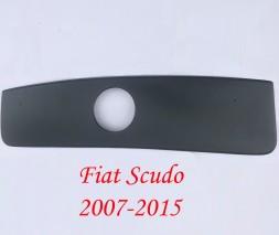 Fiat Scudo Зимняя решетка радиатора глянцевая