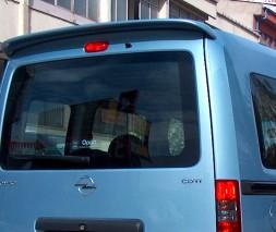 Спойлер Анатомик (под покраску) Opel Combo 2002-2012
