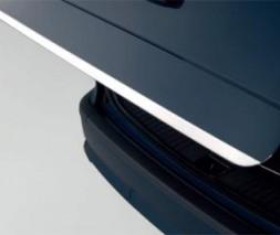 Кромка багажника (нерж.) Nissan Note 2004-2013