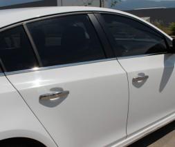 Chevrolet Cruze Молдинг стекол HB Carmos