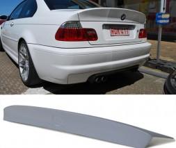 Спойлер Coupe (под покраску) BMW 3 серия E-46 1998-2006