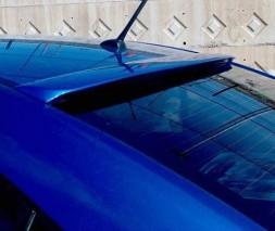 Спойлер над стеклом HB (Meliset, под покраску) Chevrolet Cruze 2009