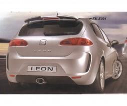 Спойлер (под покраску) Seat Leon 2005-2012