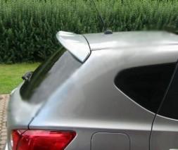 Спойлер тип 2 (под покраску) Nissan Qashqai 2010-2014