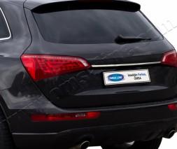 Хром планка над номером (нерж) Audi Q5 2008-2017