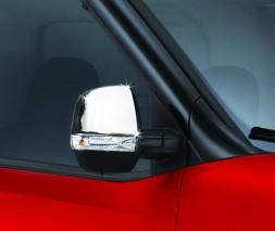 Накладки на зеркала (2 шт) Opel Combo 2012-2018