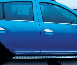 Dacia Sandero 2013 Накладки на ручки OmsaLine