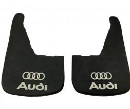 Брызговики (2 шт) для Audi 80/90 1987-1996 гг.