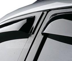 Fiat Bravo 2008↗ гг. Ветровики (4 шт, SIM)