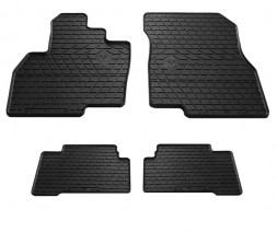 Mitsubishi Grandis 2005↗ гг. Резиновые коврики (4 шт, Stingray Premium)