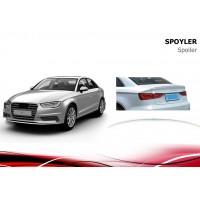 Спойлер (Niken, под покраску) для Audi A3 2012+