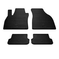 Резиновые коврики Stingray (4 шт, резина) для Audi A4 B6 2000-2004