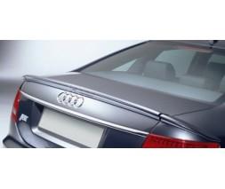 Audi A6 C6 2004-2011 гг. Спойлер (3 частини, под покраску)