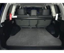 Audi A6 C6 2004-2011 гг. Коврик багажника (EVA, полиуретановый, черный)