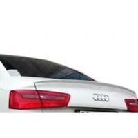 Спойлер (под покраску) для Audi A6 C7 2011-2017