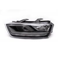 Передняя фара LED (2011-2015, Левая, Оригинал, Б.У.) для Audi Q3 2011-2019