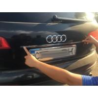 Хром планка над номером (нерж) для Audi Q7 2005-2015