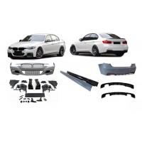 Комплект обвесов (М-пакет) для BMW 3 серия F-30/31/34 2012-2019