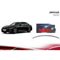 Спойлер Niken (под покраску) для BMW 3 серия F-30/31/34 2012-2019