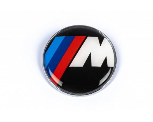 Эмблема M, Турция d74 мм, штыри для BMW 4 серия F32 2012+