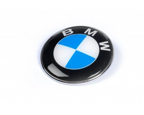 Эмблема БМВ, Турция d74 мм, штыри для BMW 4 серия F32 2012+