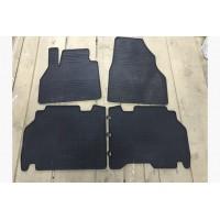 Резиновые коврики (4 шт, Polytep) для BMW 5 серия E-34 1988-1995