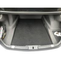 Коврик багажника (EVA, полиуретановый, черный) для BMW 7 серия F01/F02