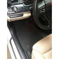 Коврики EVA (черные) для BMW 7 серия F01/F02
