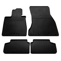 Резиновые коврики (4 шт, Stingray Premium) для BMW 7 серия G11/G12