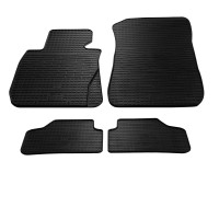 Резиновые коврики (4 шт, Stingray Premium) для BMW X1 E-84 2009-2015