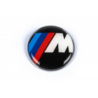 Эмблема M, Турция d74 мм, штыри для BMW X1 E-84 2009-2015
