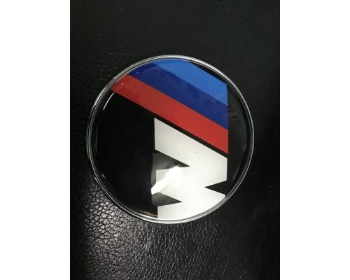 BMW X3 E-83 2003-2010 гг. Эмблема M, Турция d74 мм, штыри