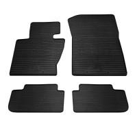 Резиновые коврики (4 шт, Stingray Premium) для BMW X3 E-83 2003-2010