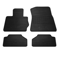 Резиновые коврики (4 шт, Stingray Premium) для BMW X3 F-25 2011-2018