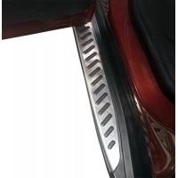 Боковые подножки OEM (2 шт) для BMW X3 G01 (2018+)
