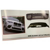 Комплект обвесов (М-пакет) для BMW X6 E-71 2008-2014