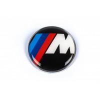 Эмблема M, Турция d74 мм, штыри для BMW X6 F-16 2014-2019